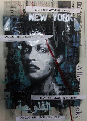 Guy Denning 'Can I See Another's Woe' New Print Coming Soon