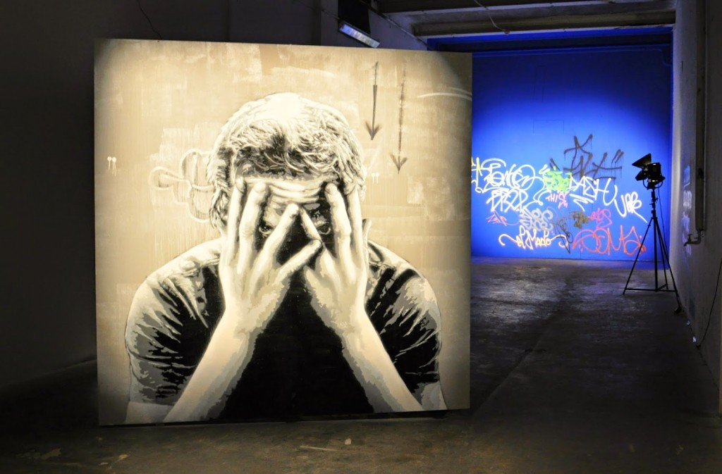 Coverage: Indoor Installations for Nuart 2014 in Stavanger, Norway