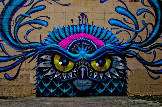 Jeff Soto New Mural In Richmond, Virginia