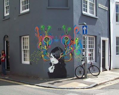 Stinkfish x Hutch New Street Piece in Brighton