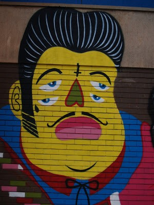 Kashink New Murals In Bristol