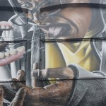 Smug One New Mural In Bristol
