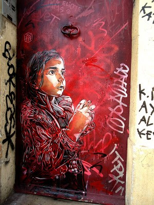 C215 New Street Pieces In Marseille, France Part III