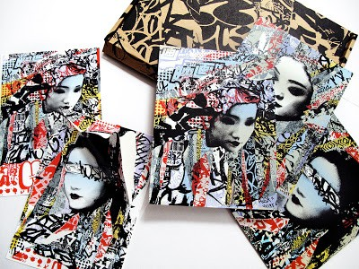"""Hush """"Masked & Unmasked"""" New Prints Available September 29th"""