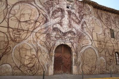 Suso33 New Murals In Tudela De Navarra, Spain