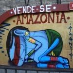 Cranio New Street Piece In Sao Paulo, Brazil