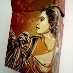 "C215 ""Smoke gets in your Eyes"" San Francisco Show Preview"