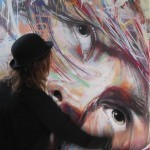 "David Walker ""Brides On Fire"" New Solo Show, Rook & Raven London November 24th"