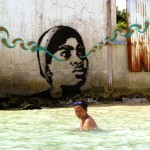 Stinkfish New Mural In San Andrés Island, Colombia
