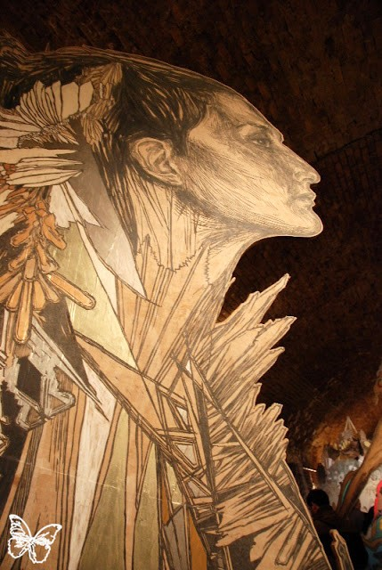 "Swoon ""Murmuration"" London Solo Show Coverage"