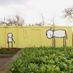 STIK New Mural In London