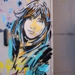 Alice Pasquini New Street Piece In Milano, Italy