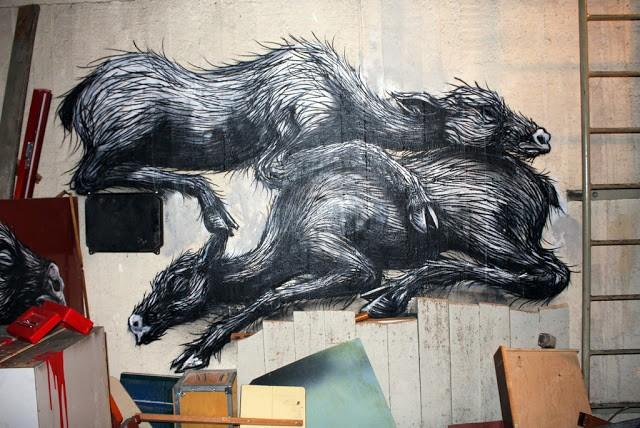 ROA New Installation In Stockholm, Sweden