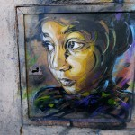 C215 New Street Pieces In Barcelona, Spain