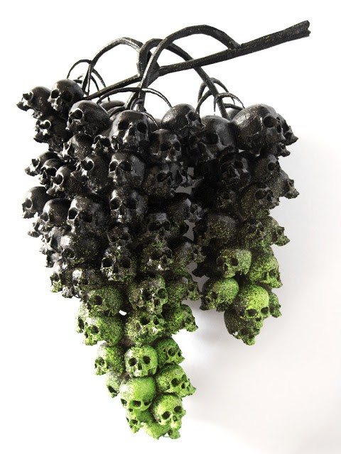 "Ludo ""Black Grapes of Wrath"" New Sculpture Available May 8th"