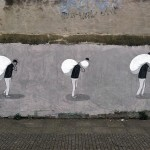 "Escif ""Dematerialization"" New Mural In Melila, Spain"