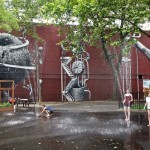 Phlegm New Murals In NYC