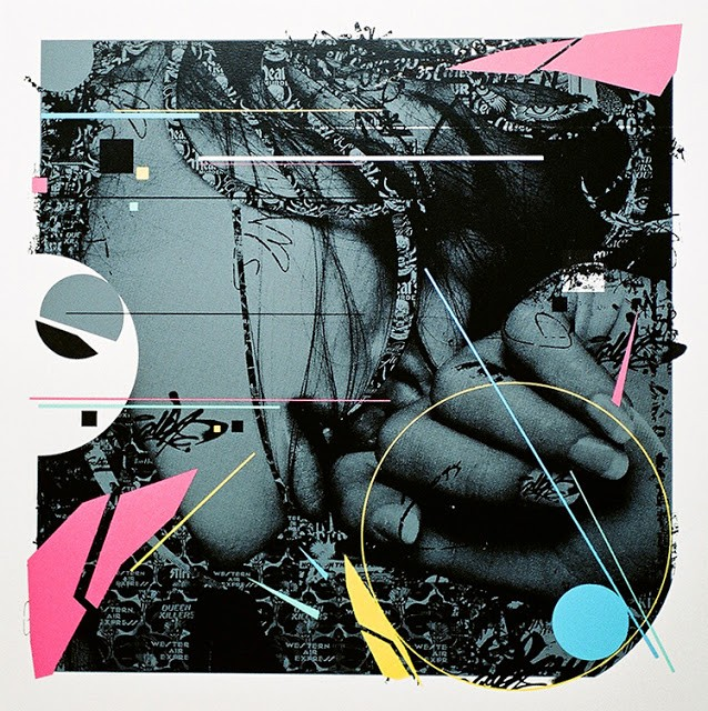 """Remi Rough x Prefab77 """"The Deconstructivist"""" New Print Available  June 21st"""
