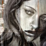Preview: RONE 'Wallflower' @  London's StolenSpace Gallery