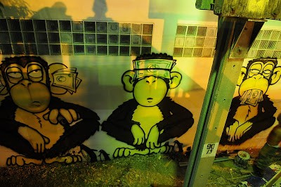 New Mau Mau Street Pieces In Bangkok