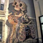 Nychos New Mural – San Francisco, USA (Part II)