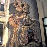 Nychos New Mural – San Francisco, USA (Part II)