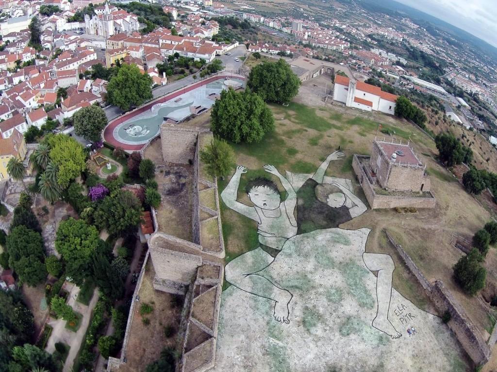 Ella & Pitr New Piece – Abrantes, Portugal