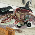 Nychos New Mural In New York City, USA
