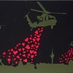"""Gilf! – """"To Tehran with Love"""" – Print Release – Folioleaf Gallery – Brooklyn, NYC & Online"""