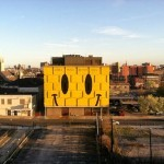 """Escif """"Looks Much Better Now"""" New Mural For OWB2 – Baltimore, USA"""