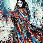 "Hush ""Masked Siren"" New Print Available Soon"