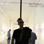 Anthony Lister Los Angeles Solo Show Opening Coverage