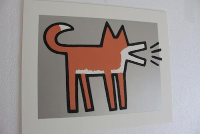 """Mau Mau """"The Bark is Worse than the Bite"""" New Print Available Today"""