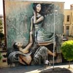 Alice New Mural – Syracuse, Sicily