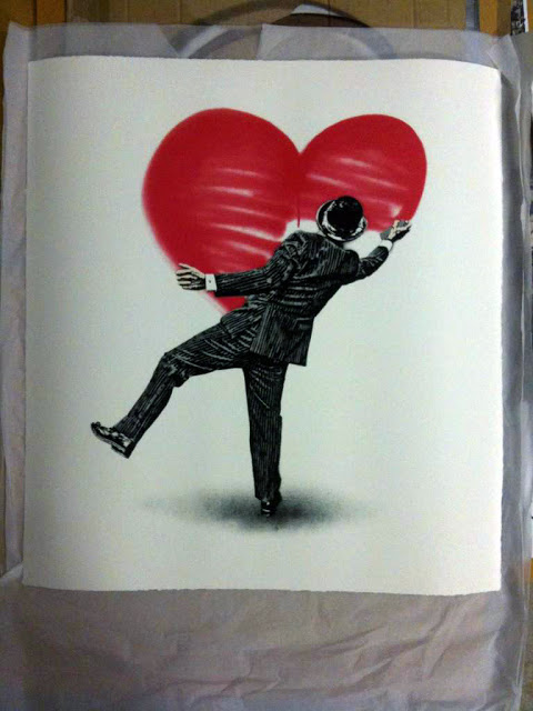 "Nick Walker ""Love Vandal"" New Print Available Soon"