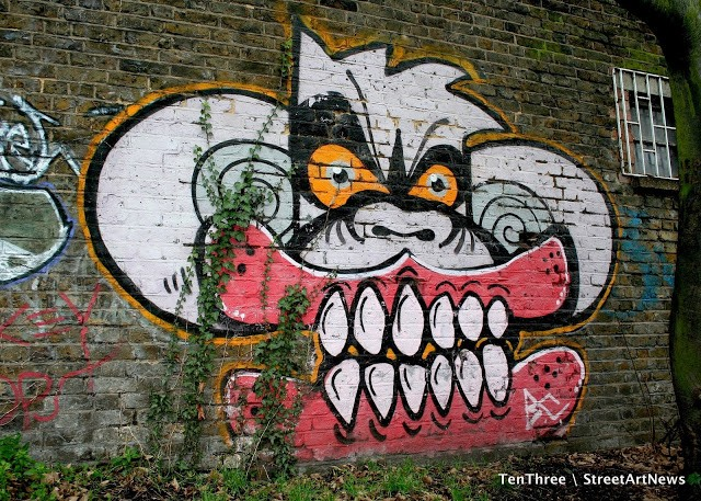London's Streets: The Burning Candy Crew