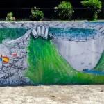 Blu New Mural For Hecho En Casa – Santiago, Chile