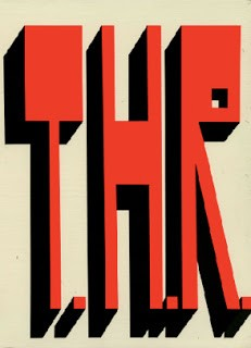 New Barry Mcgee book 'THR' January 2011