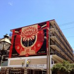 "Shepard Fairey ""Green Power"" New Mural – Charleston, USA"