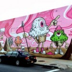 Buff Monster New Mural In Williamsburg – New York City