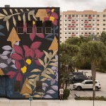 "Pastel unveils ""No Amnesia"", a new mural in Florida"
