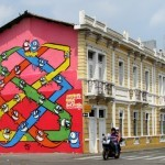 PEZ New Mural For Street Kills Festival – Santiago de Cali, Colombia