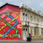 PEZ New Mural For Street Kills Festival – Santiago de Cali, Colombia