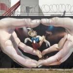 Case New Mural In Frankfurt, Germany