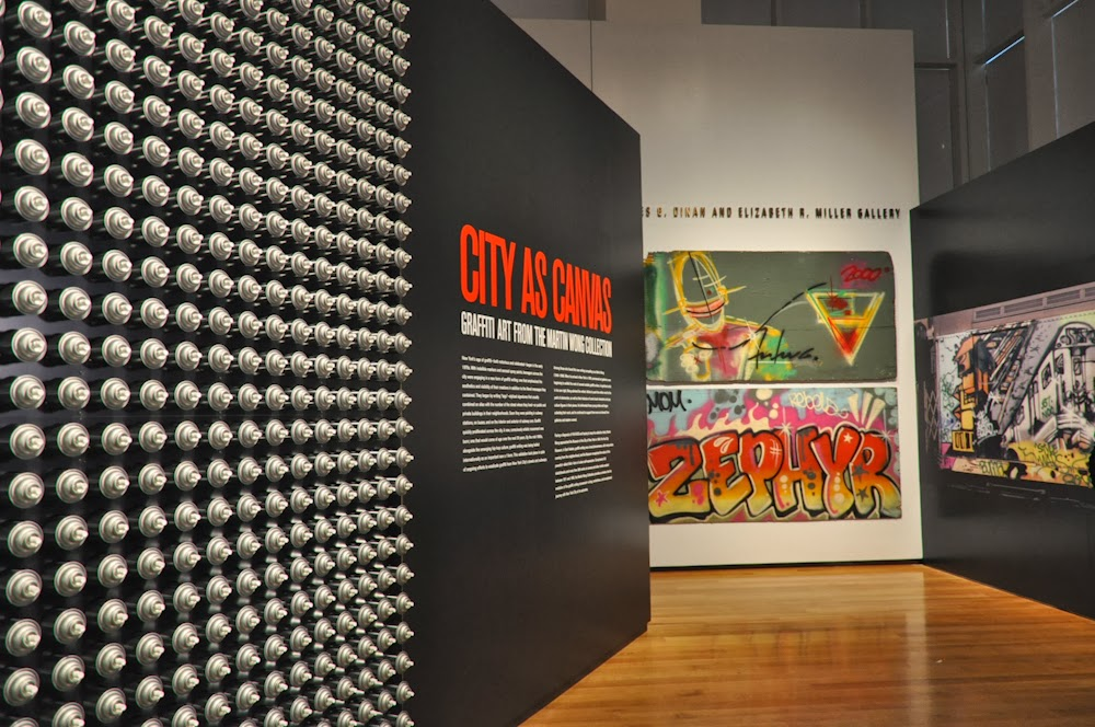 Preview: City as Canvas – Graffiti Art from the Martin Wong Collection