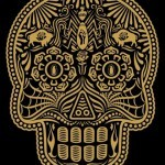 "Ernesto Yerena ""Day Of The Dead 2011"" New Print Available October 17th"