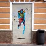 Deih New Street Piece – Torrevieja, Spain
