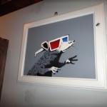 Banksy Dran Pow 'Marks & Stencils' Coverage