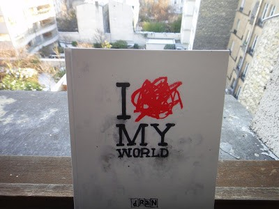 Dran 'I Love My World' New Book Review
