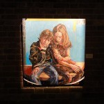 """Elbow-Toe """"Due Date"""" Solo Show Opening Coverage at Black Rat Projects"""